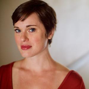 Playwright Amy Dellagiarino